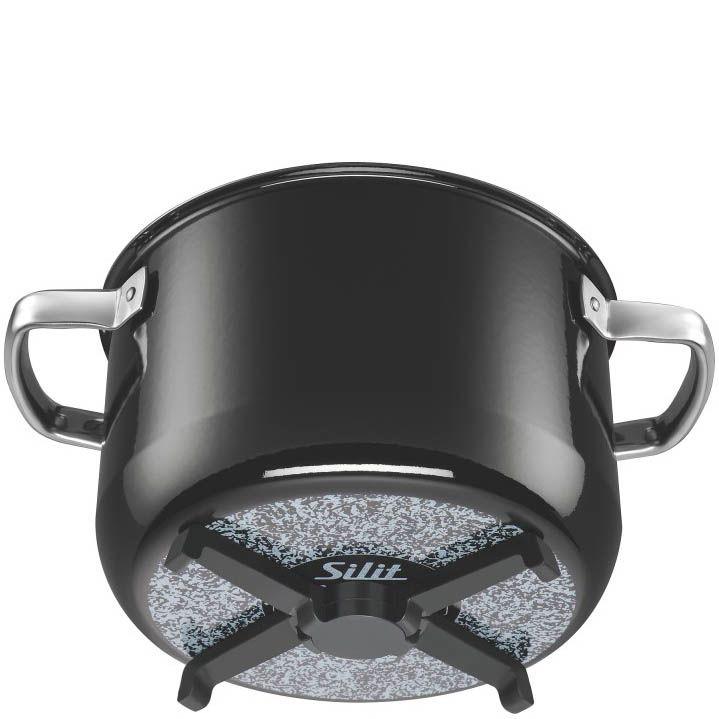 Подставка для горячей посуды Silit Kitchen Utensils Pepe складная с магнитом