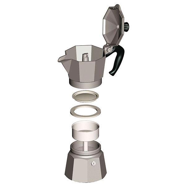 Воронка для кофеварок Bialetti Moka Induction (3 чашки)