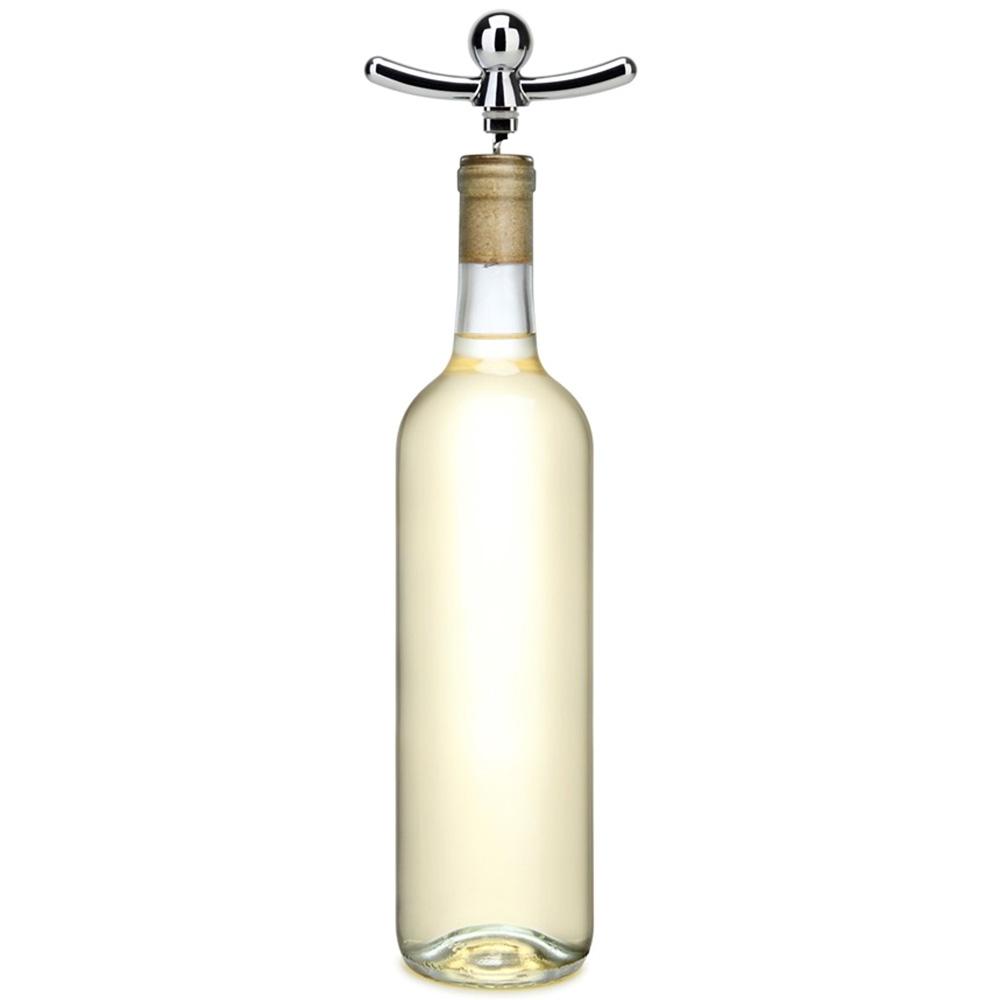 Штопор для бутылок Umbra Buddy в виде человечка