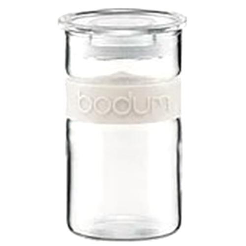 Банка для продуктов Bodum Presso белая 1 л