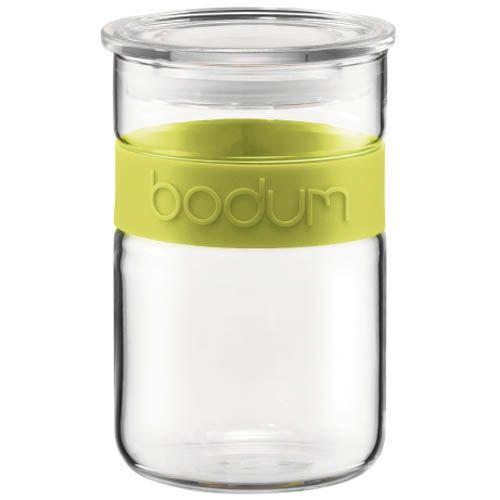 Банка для продуктов Bodum Presso зеленая 0.6 л