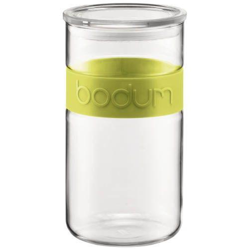 Банка для продуктов Bodum Presso зеленая 2 л