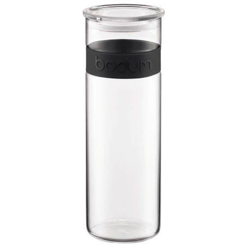 Банка для продуктов Bodum Presso черная 1,9 л