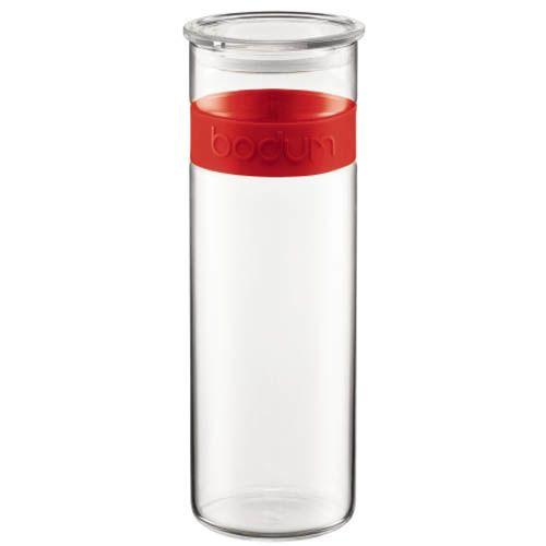 Банка для продуктов Bodum Presso красная 1,9 л