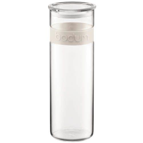 Банка для продуктов Bodum Presso белая 1.9 л
