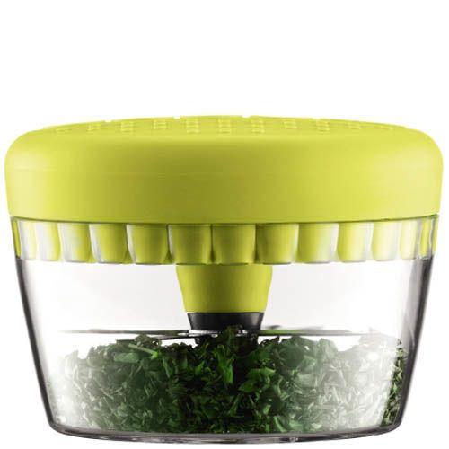 Измельчитель для зелени Bodum Bistro зеленый