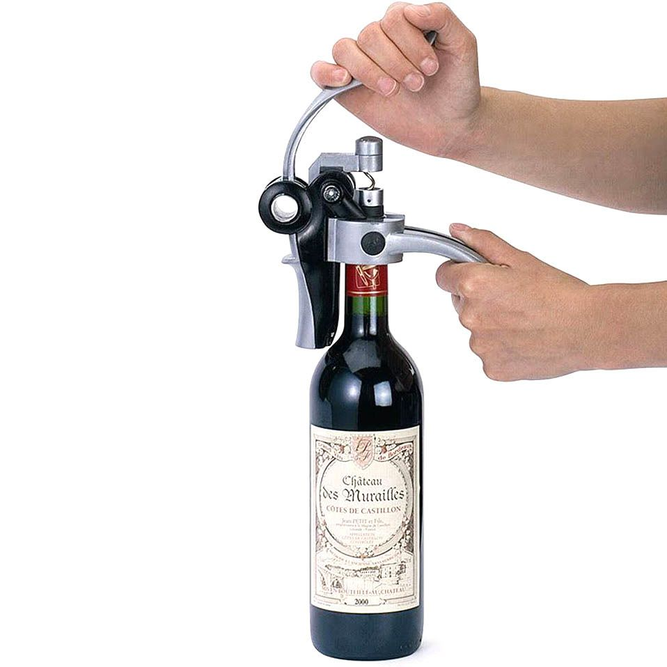 Штопор Peugeot Saveurs De Vins
