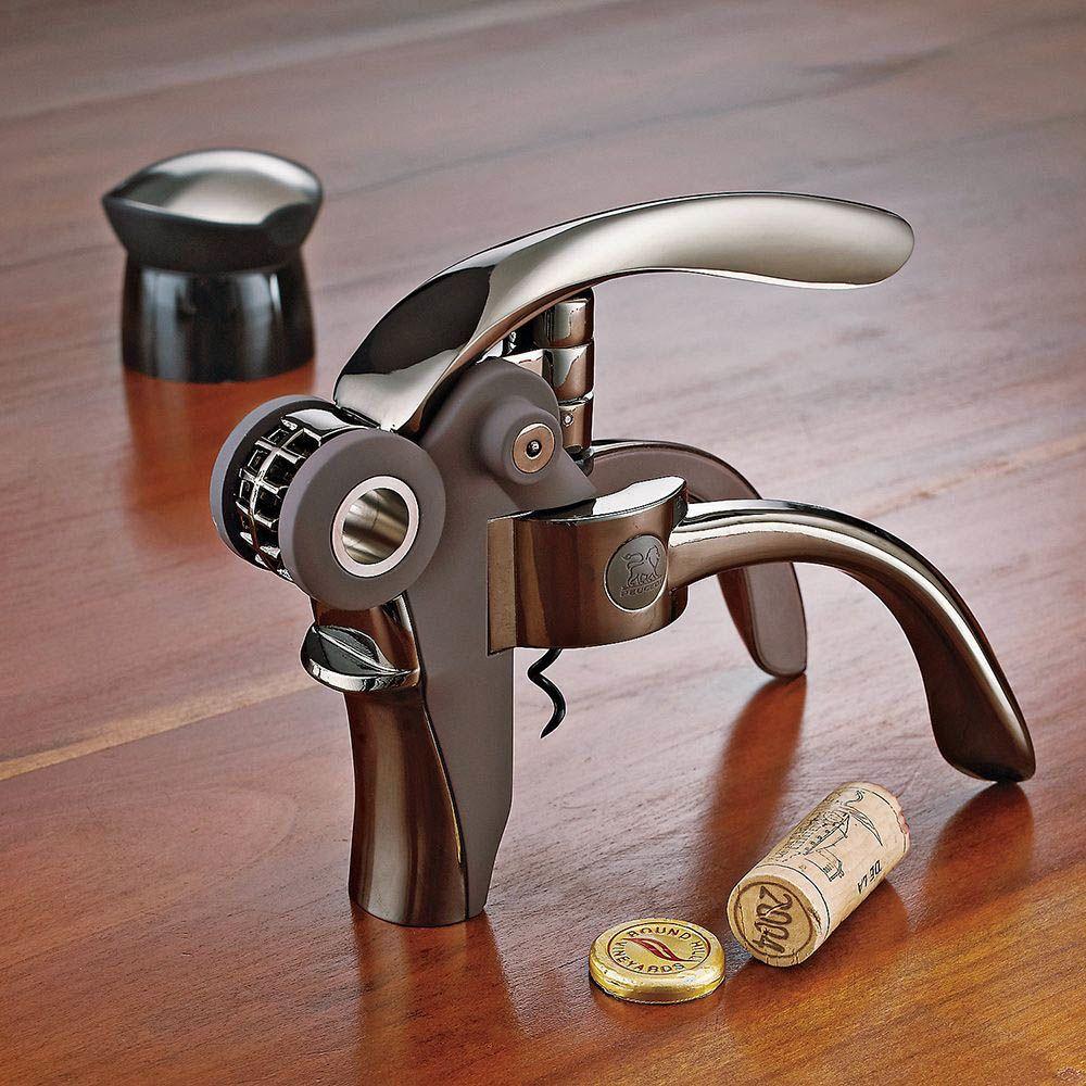 Нож для снятия фольги Peugeot Saveurs De Vins