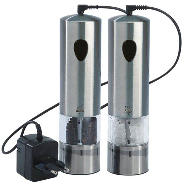 Электро-мельница для перца Peugeot Elis Rechargeable сенсорная
