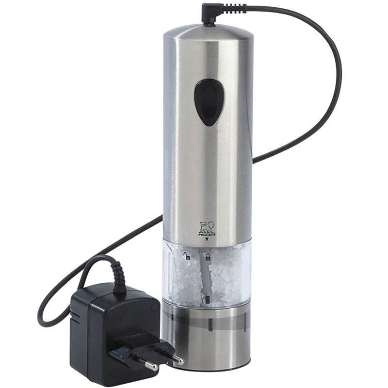 Электро-мельница для соли Peugeot Elis Rechargeable сенсорная