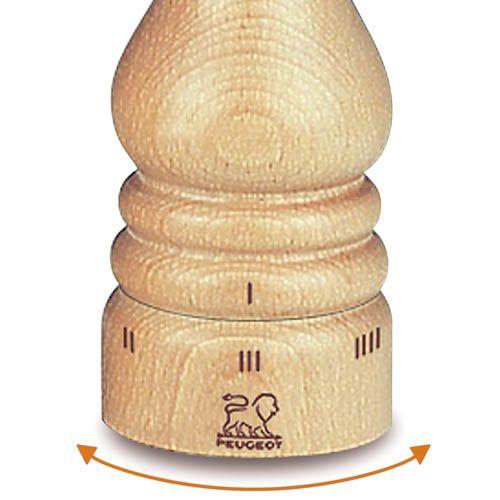 Мельница для перца Peugeot Paris U Natural из бука 12 см