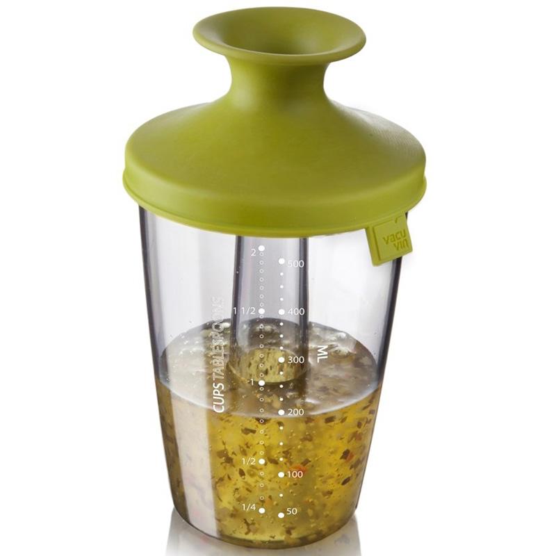 Шейкер для соусов Vacu Vin PopSome & Shaker 0,6 л