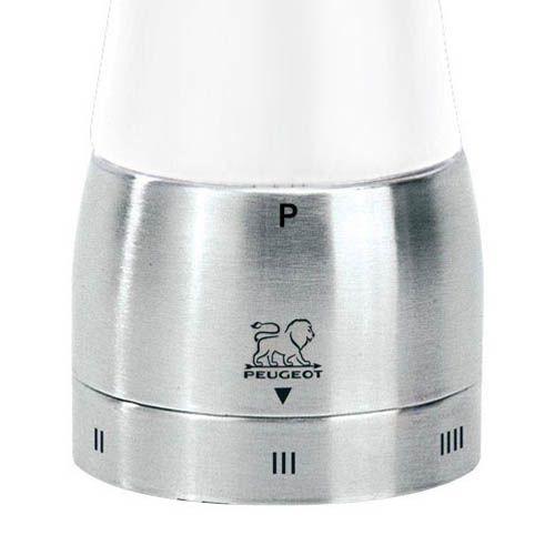 Мельница для перца Peugeot Madras U 16 см белая