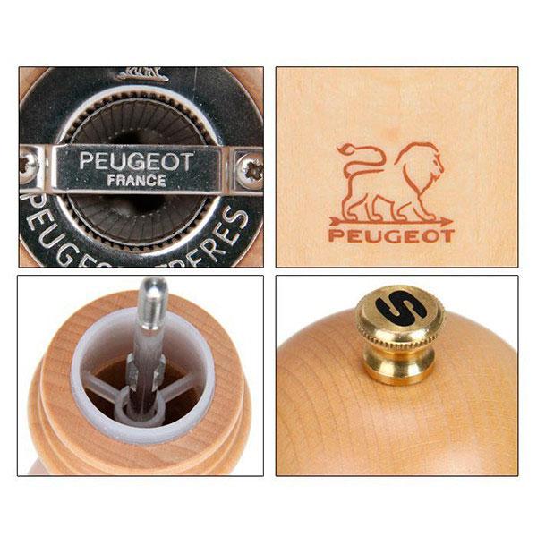 Мельница для перца Peugeot Paris Antique деревянная