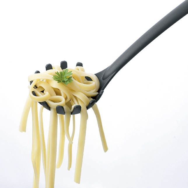 Ложка для спагетти Brabantia черная
