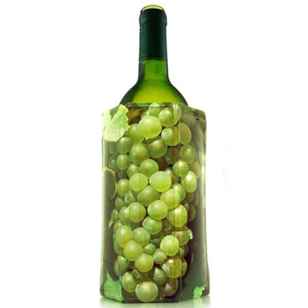 Охладитель Vacu Vin Grapes White J-Hook для бутылки вина