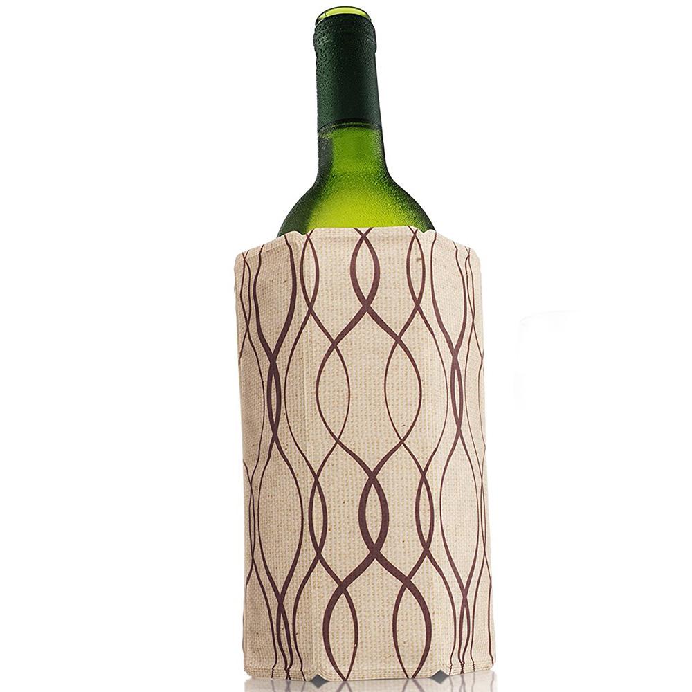Охладитель Vacu Vin Linen для бутылки вина