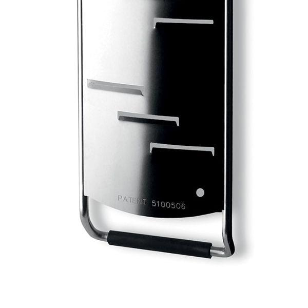 Терка для крупной стружки Microplane Gourmet с резиновой рукояткой