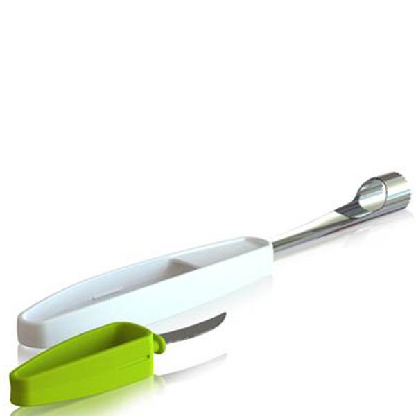 Нож Vacu Vin для удаления сердцевины из яблок