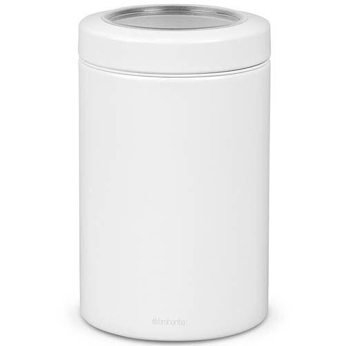 Емкость для хранения Brabantia белая
