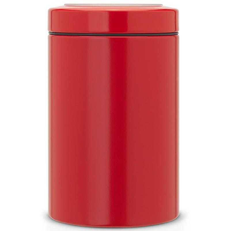 Емкость для хранения Brabantia красная