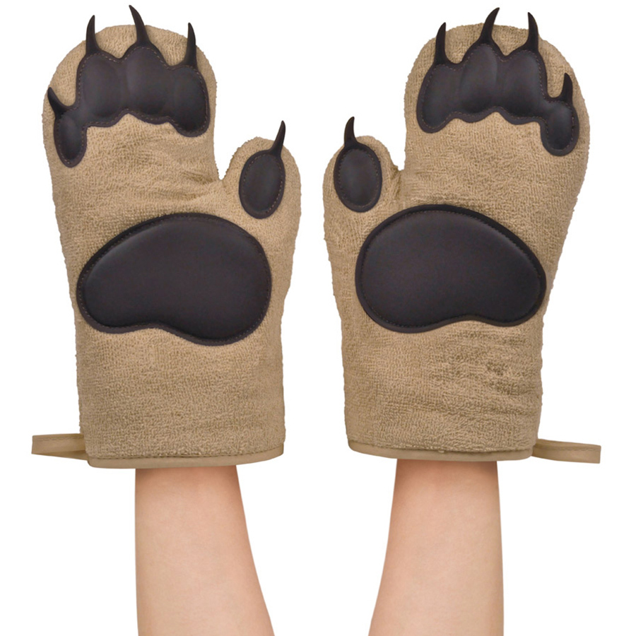 Набор прихваток для горячего Fred and Friends Bear Hands