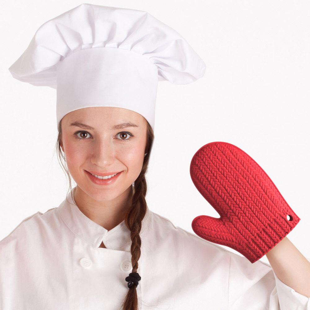 Силиконовая прихватка для горячего Fred and Friends в виде рукавицы
