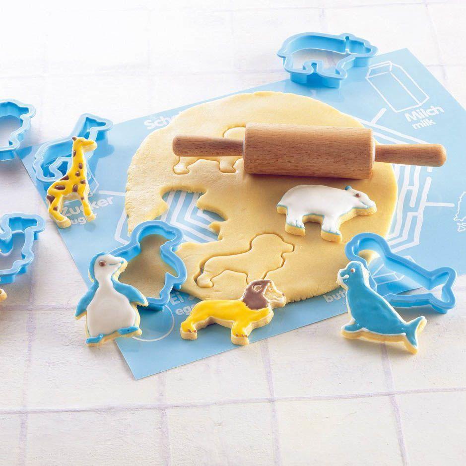 Скалка Kaiser Backform Bake And Play 11 см из бука