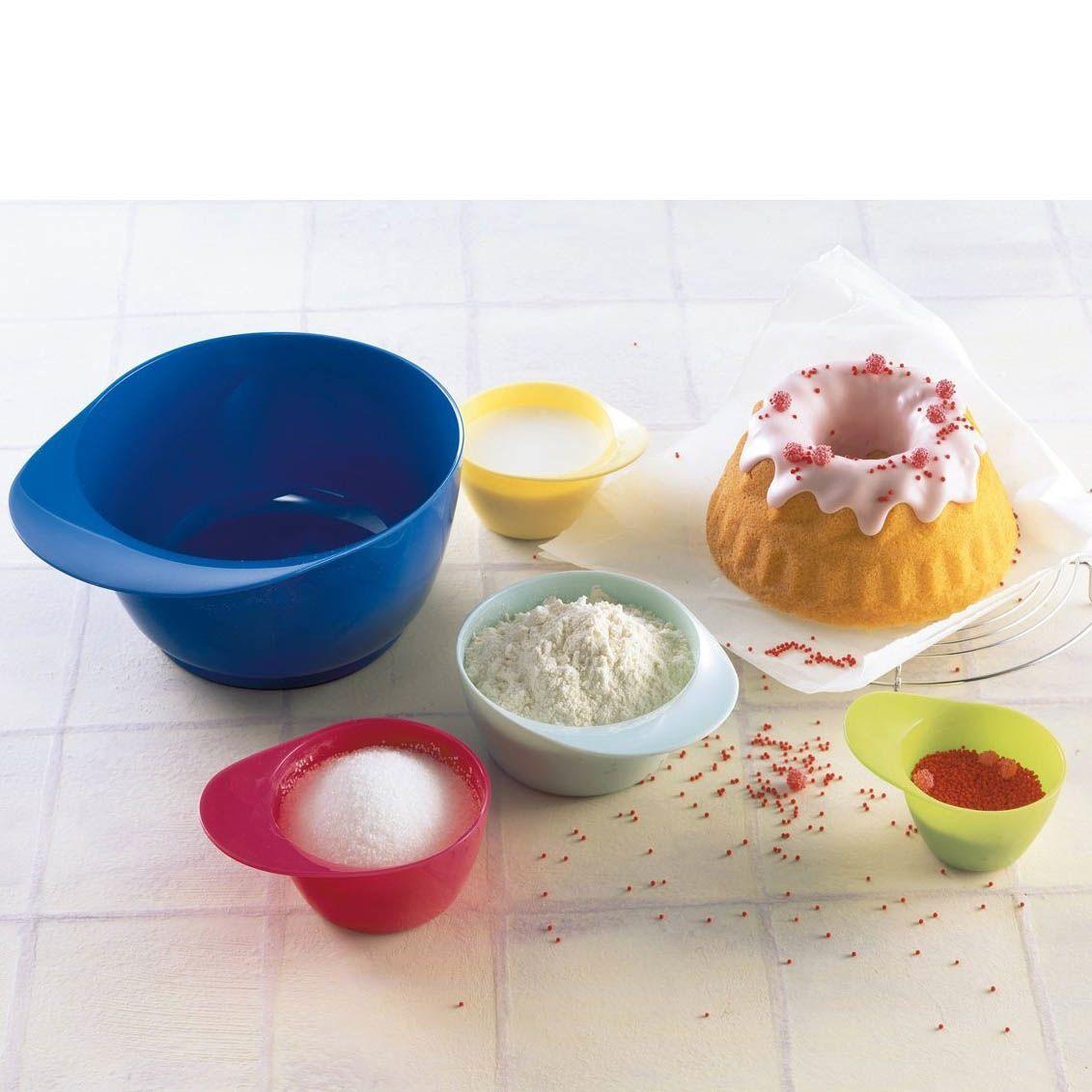 Набор мерных чашек Kaiser Backform Bake And Play