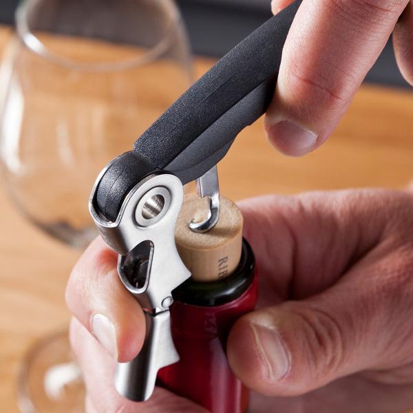 Нож бармена Vacu Vin Corkscrew