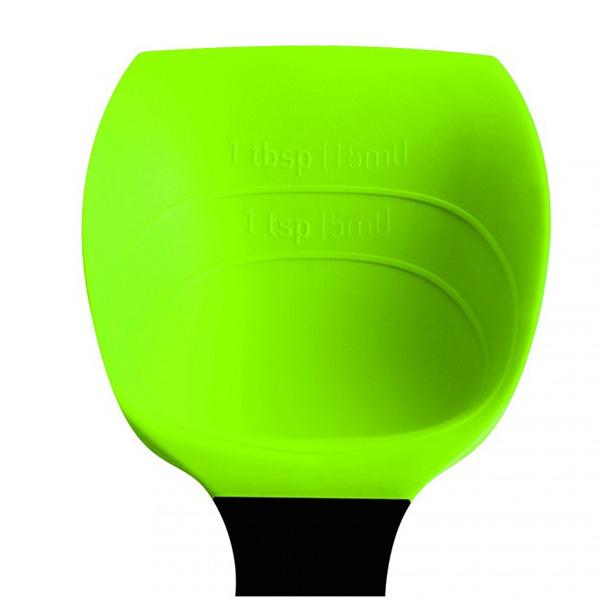 Мерная ложка Dreamfarm Supoon DFSU2638 зеленая