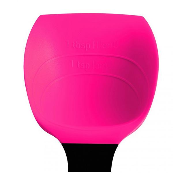 Мерная ложка Dreamfarm Supoon DFSU2638 цвета фуксии