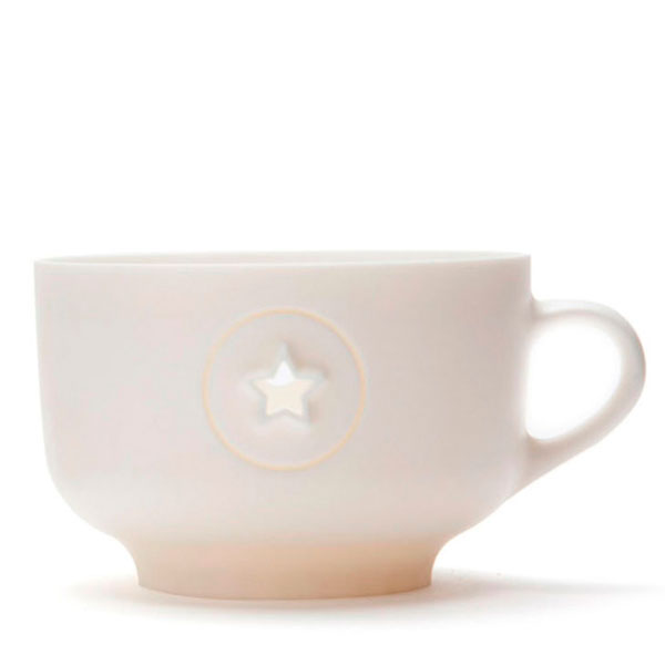 Форма для нарезки теста Monkey Business Cookie Cup белая