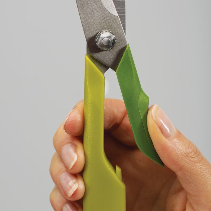 Кухонные ножницы Joseph Joseph Twin-Cut зеленые