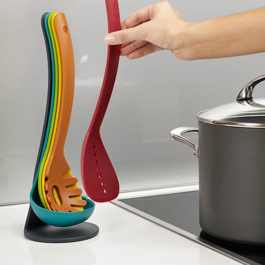 Набор Joseph Joseph Nest цветных кухонных инструментов