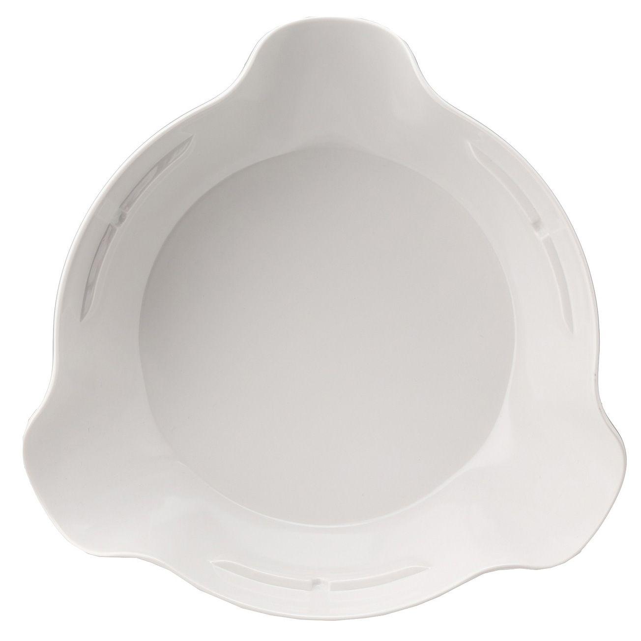 Миска Joseph Joseph Double Dish двойная большая серо-белая
