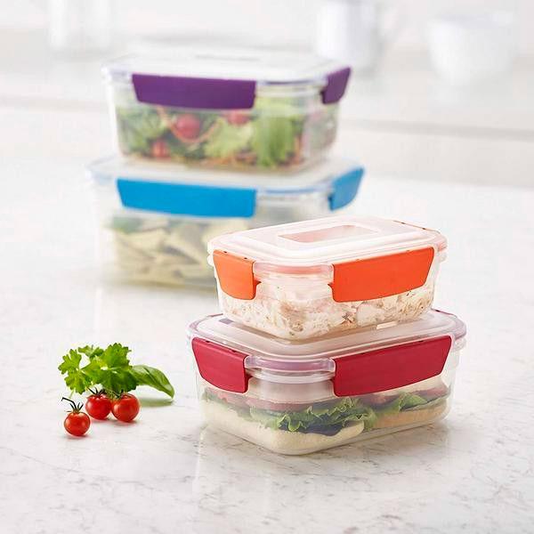 Набор контейнеров пищевых Joseph Joseph Nest 4пр