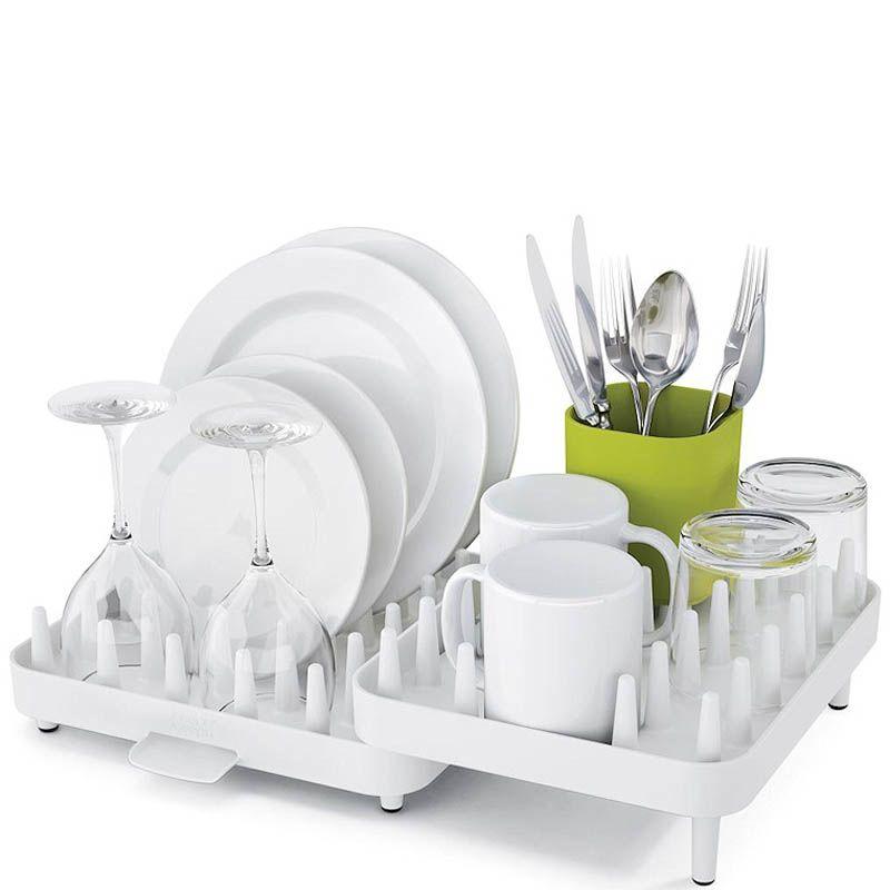 Сушилка для посуды Joseph Joseph Connect белая