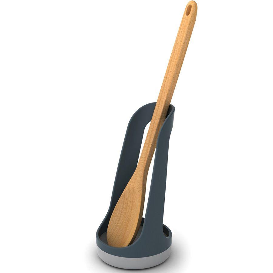 Подставка Joseph Joseph SpoonBase серая для ложки или лопатки