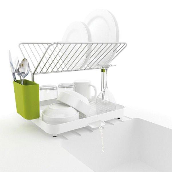 Сушилка для посуды Joseph Joseph Y-rack белая
