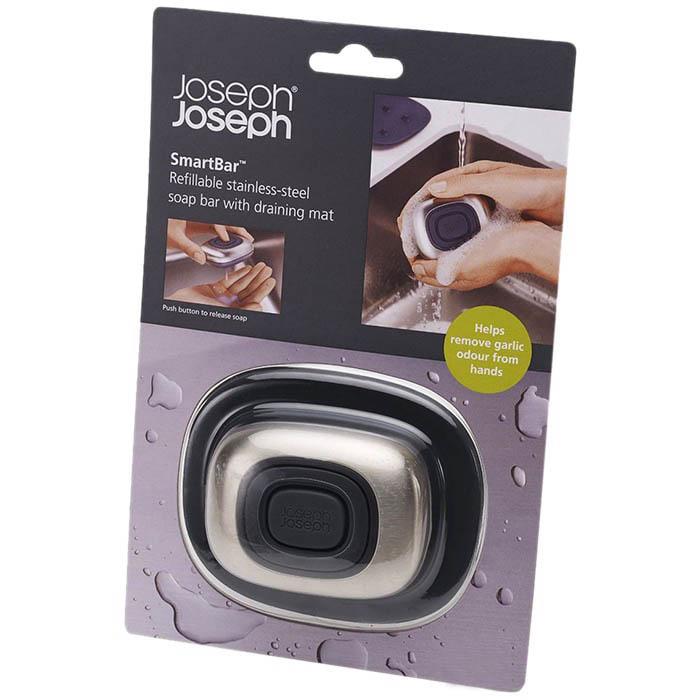 Умное мыло Joseph Joseph Wash n Drain SmartBar