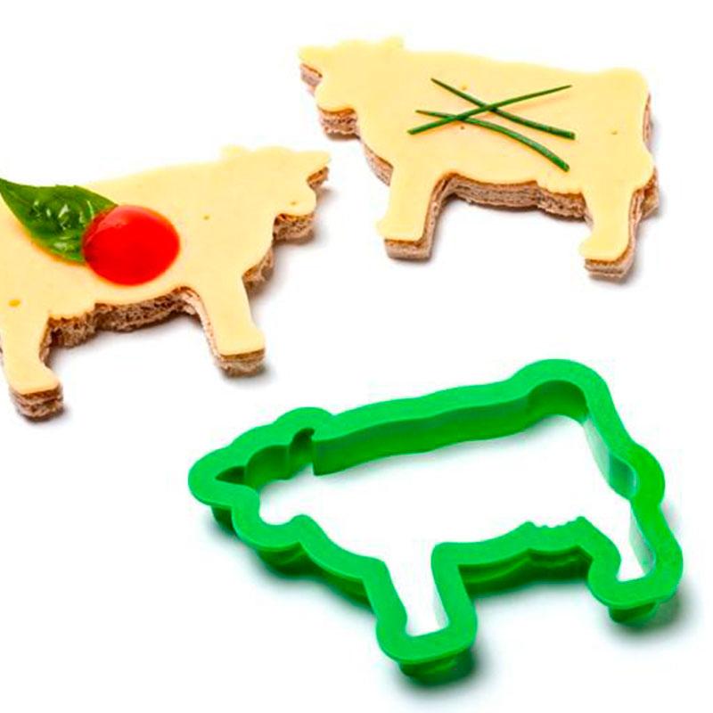 Форма для бутербродов Peleg Design Cow Party Animals