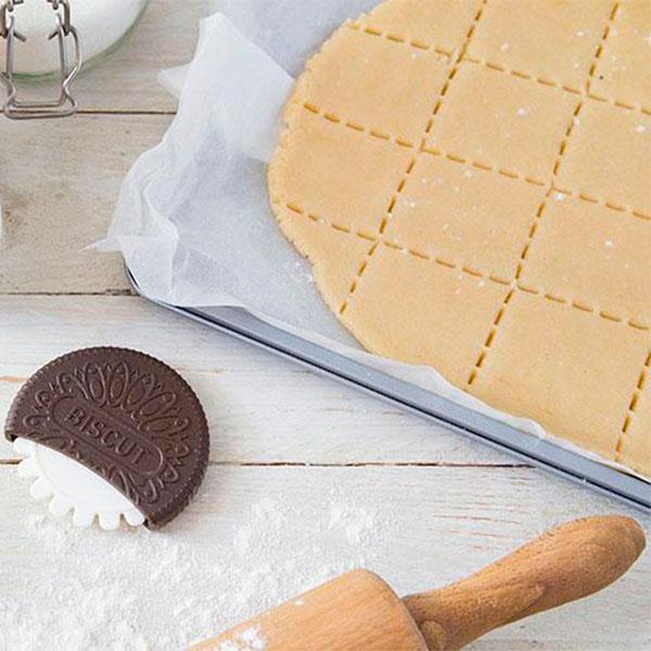 Нож для теста Peleg Design Biscut в форме печенья