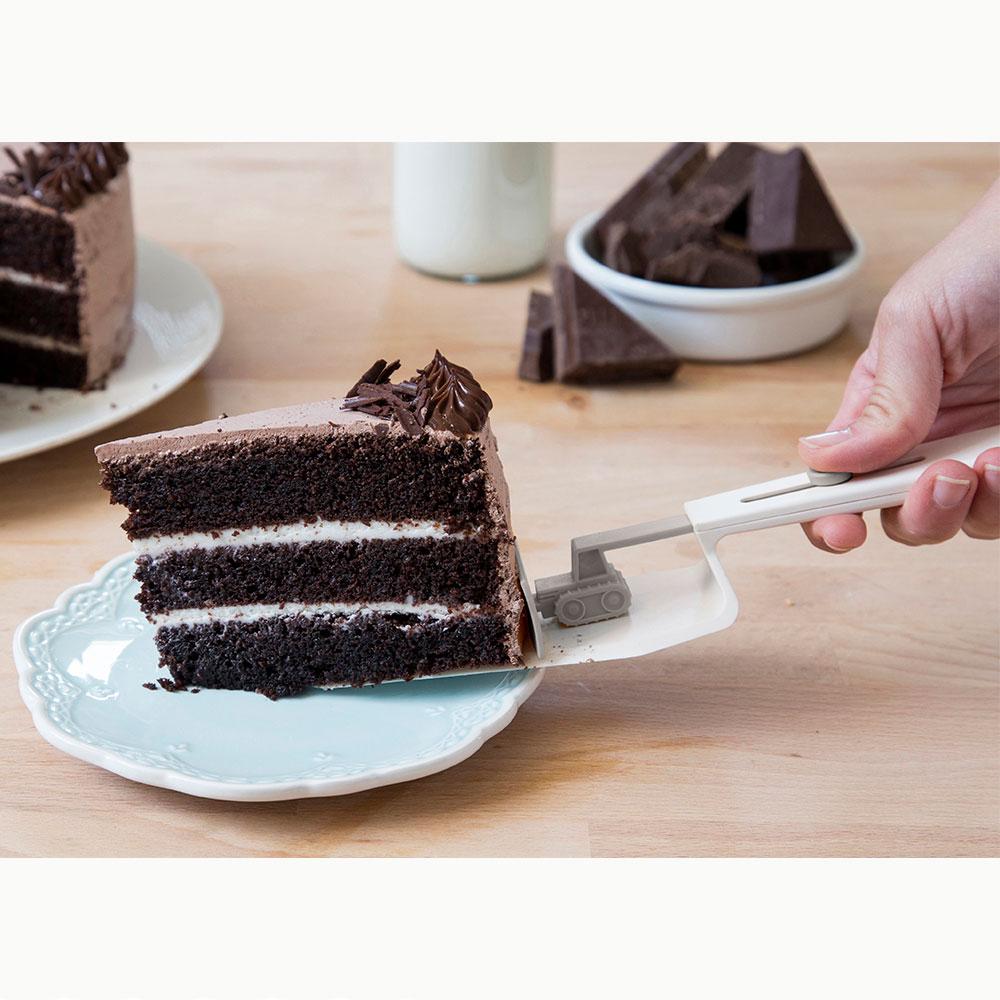 Лопатка для торта Peleg Design CakeDozer белая