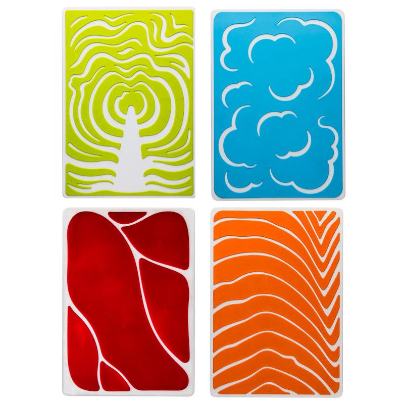 Набор разделочных досок Qualy Slice Cutting Board Set