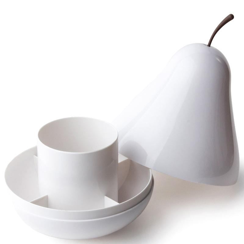Органайзер-груша Qualy Pear Pod для хранения мелочей