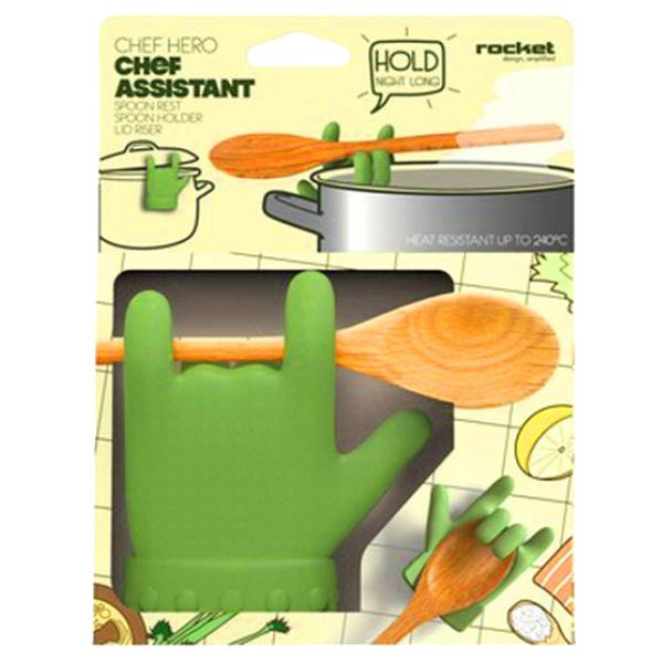 Универсальный держатель Rocket Chef Hero