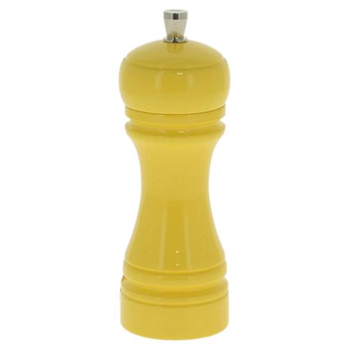 Мельница для соли Marlux Java желтого цвета 14см