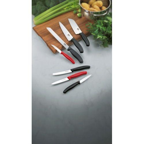 Нож Victorinox SwissClassic для хлеба и выпечки с серрейтерным лезвием 21 см