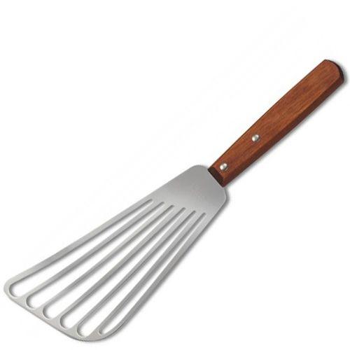 Лопатка Victorinox гибкая стальная с деревянной ручкой